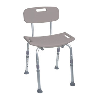Bath Seat With Back & Carrying Bag