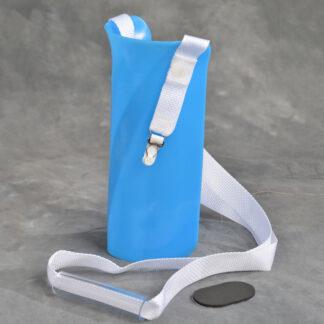 Semi-Rigid Sock Aid GARTER with Web Handles